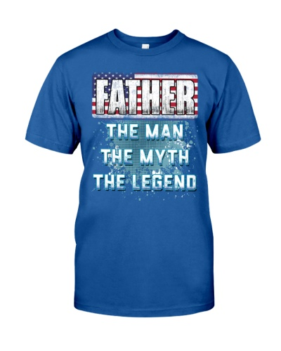 Father Legend Fathers Day Independence Day