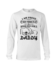 PROUD BEING A DADDY Long Sleeve Tee thumbnail
