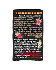 To My Daughter-In-Law Hand Towel tile