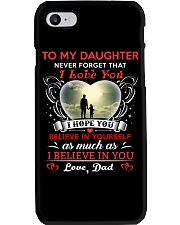 To My Daughter Believe You Phone Case thumbnail