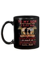 SON - DAD BELIEVE YOU Mug back
