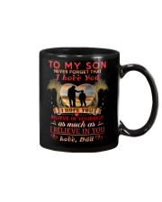 SON - DAD BELIEVE YOU Mug front