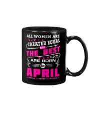 THE BEST APRIL Mug thumbnail
