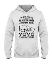 VOVO E MEU FAVORITO Hooded Sweatshirt thumbnail