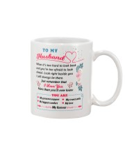 To My Husband Mug front