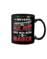 OLD MAN - March Mug thumbnail