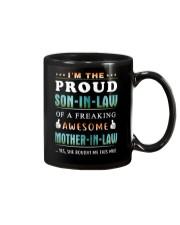 Im The Proud SON-IN-LAW Mug thumbnail