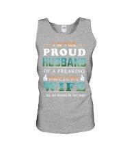 Im The Proud Husband - Wife Unisex Tank thumbnail