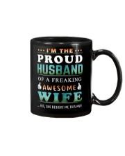 Im The Proud Husband - Wife Mug thumbnail