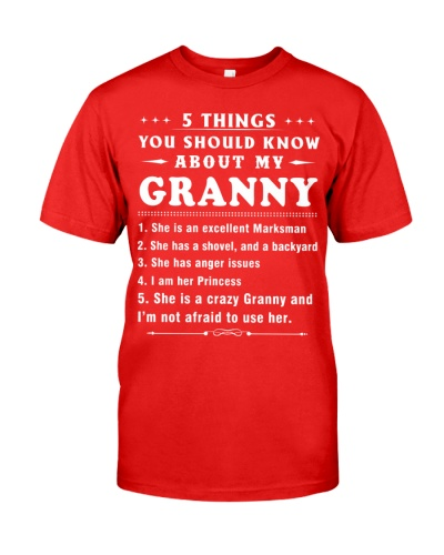 5Thing - Should Know My Granny