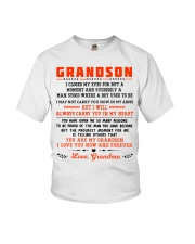 TO MY GRANDSON Youth T-Shirt thumbnail