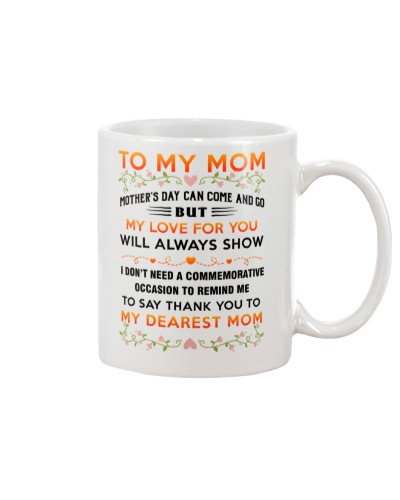 MOTHERS DAY GIFT FOR MOM