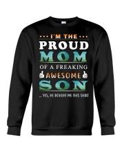 Im The Proud Mom - Son Crewneck Sweatshirt thumbnail
