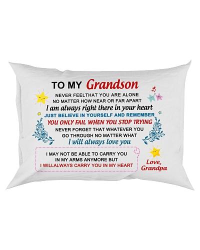 Grandpa - To My Grandson