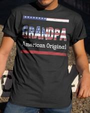 Grandpa American Original Classic T-Shirt apparel-classic-tshirt-lifestyle-28