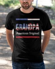 Grandpa American Original Classic T-Shirt apparel-classic-tshirt-lifestyle-front-50