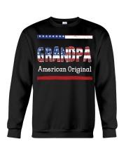 Grandpa American Original Crewneck Sweatshirt thumbnail