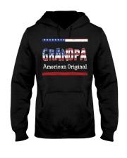 Grandpa American Original Hooded Sweatshirt thumbnail