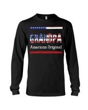 Grandpa American Original Long Sleeve Tee thumbnail