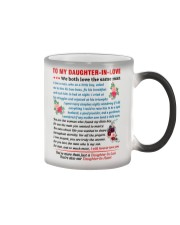 To My Daughter-In-Love Color Changing Mug thumbnail