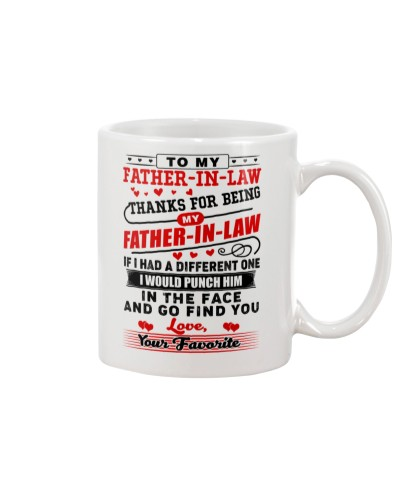 To My Father-In-Law