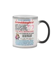 Granddaughter Color Changing Mug thumbnail