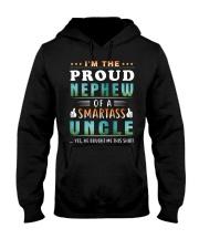 Im The Proud Nephew - Uncle Hooded Sweatshirt thumbnail
