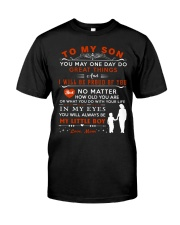 TO MY SON Classic T-Shirt tile