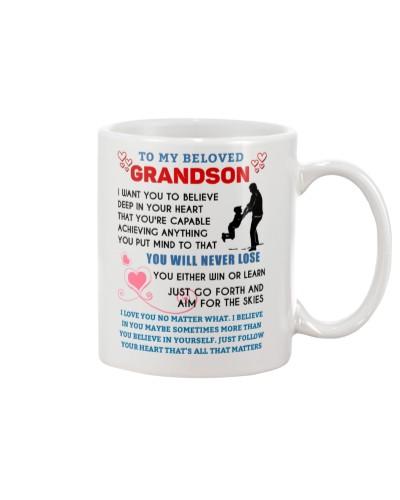 Grandson - Grandpa