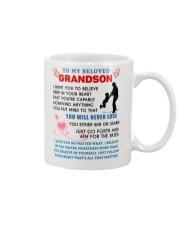 Grandson - Grandpa Mug front