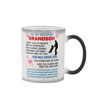 Grandson - Grandpa Color Changing Mug thumbnail