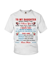 To My Daughter - Mum Youth T-Shirt thumbnail