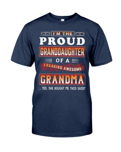 Proud Granddaughter - Grandma