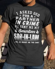Father-In-Law and Son-In-Law Classic T-Shirt apparel-classic-tshirt-lifestyle-28