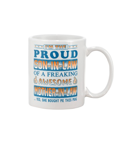 Son-In-Law - Mother-In-Law - Mug
