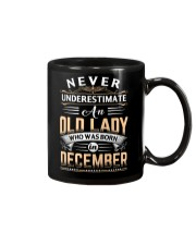 Old Lady December Mug thumbnail