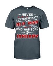 OLD MAN - JANUARY Classic T-Shirt tile