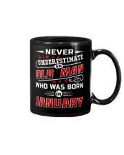 OLD MAN - JANUARY Mug thumbnail