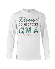 Blessed to be called Gma Long Sleeve Tee thumbnail