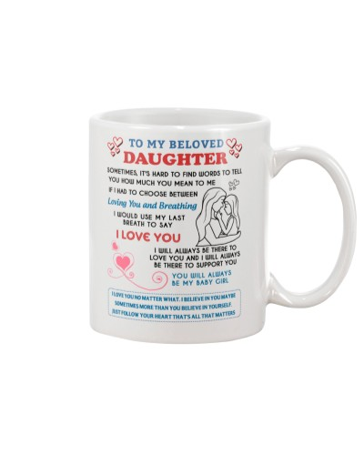 To My Beloved Daughter