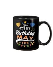 May 17th Birthday Gift T-Shirts Mug thumbnail