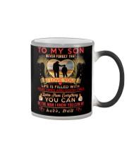 TO MY SON - DAD Color Changing Mug thumbnail