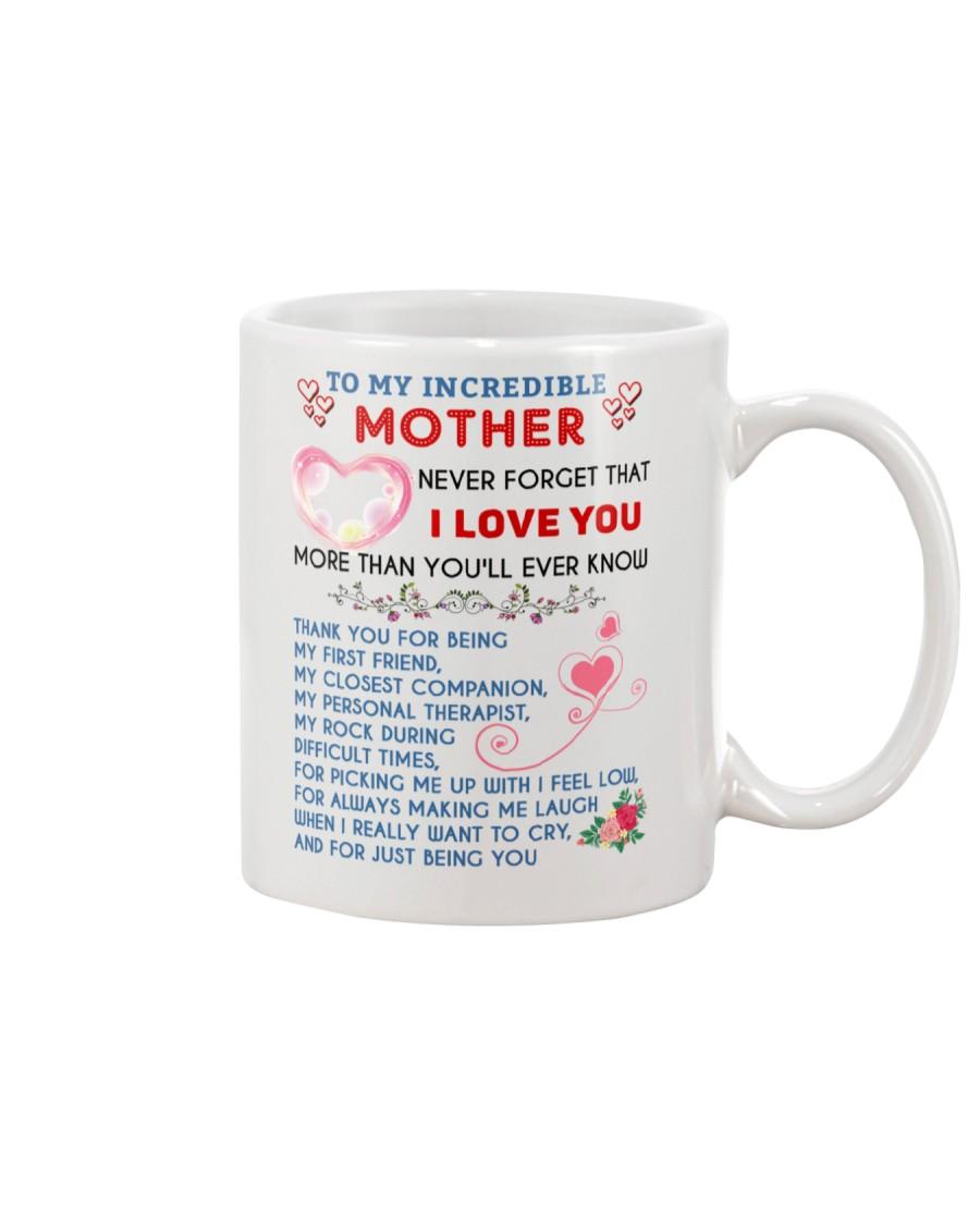 To My Mother Mug