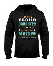 Im The Proud Daughter - Mother Hooded Sweatshirt thumbnail
