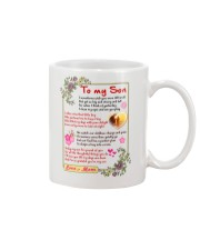 To My Son Mug front