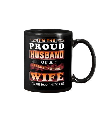Valentine's Day Gift - Proud Husband