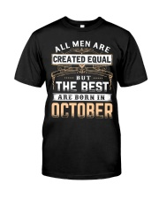 THE BEST - OCTOBER Classic T-Shirt front