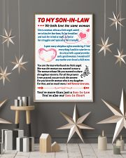 TO My Son-IN-Law 11x17 Poster lifestyle-holiday-poster-1