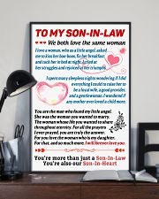 TO My Son-IN-Law 11x17 Poster lifestyle-poster-2