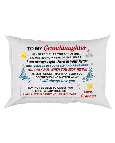 Grandpa - To My Granddaughter